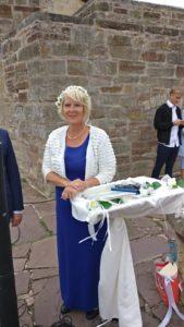Freie Rednerin Freie Trauung Susanne Wenger